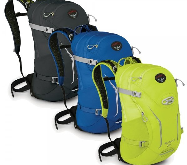 Win an Osprey Syncro Backpack Worth £70